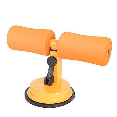 lymty Tragbare Selbstsaug-Situp Bar Abdominal Core Trainer Curl Bewegung Hilfsgerät einstellbare Sit-Up-Ausrüstung