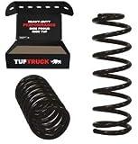 RAM1500 Heavy-Duty Rear Suspension Upgrade Coils by TUFTRUCK/McAllister Ind Ltd