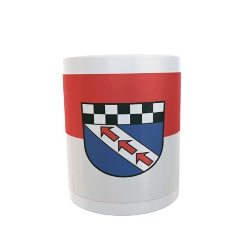 U24 Tasse Kaffeebecher Mug Cup Flagge Bempflingen