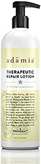 Adamia Therapeutic Repair Lotion with Macadamia Nut Oil and Promega-7, 16 Ounce (Pack of 2)