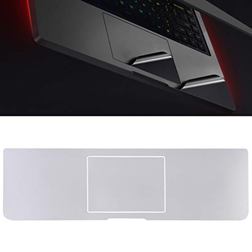 ZHANGTAI Phone Back Cover Palm & Trackpad Protector Sticker for MacBook Air 13 (A1369 / A1466) Case Cover Sleeves (Color : Silver)