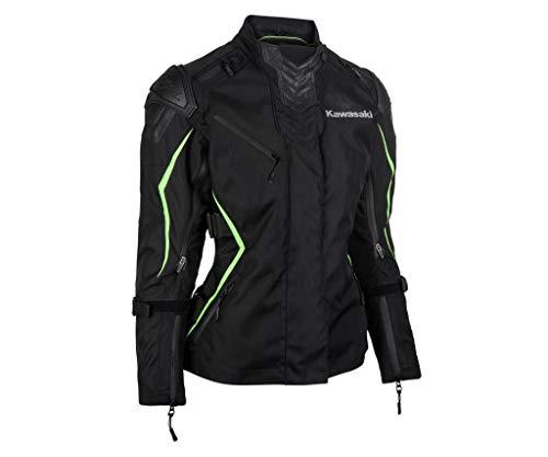 Kawasaki HIGHLINE Tourer Textiljacke Damen Motorradjacke (2XL)