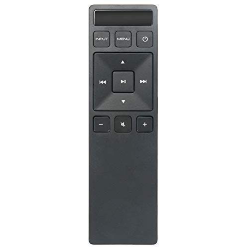 New XRS521N-FM2 Replacement Remote Control fit for Vizio Sound Bar SB3621N-E8M SB3621N-F8M SB3651-E6 SB3651-F6 SB36512-F6 SB3831-D0 SB3851-D0 SB4031-D5 SB4051-D5 SB4451-C0 SB4531-D5 SB4551-D5