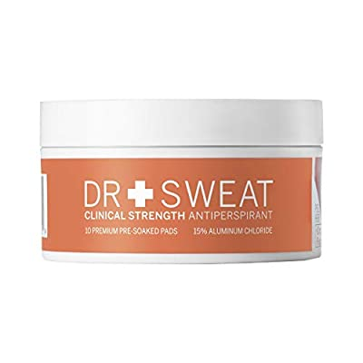 Dr. Sweat Clinical Strength
