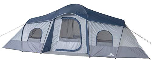 Best eureka tetragon 10 2 room 10 person tent on the market