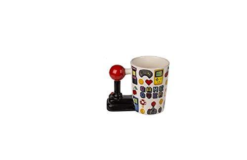 Bavaria-Home-Style-Collection- Controller Tasse Becher - Motiv und Spruch Kaffeetassen - 300 ml - Geschenk Ideen für Sie & Ihn