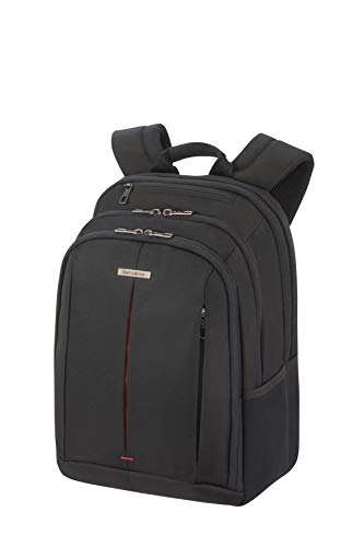 "Samsonite Lapt.Backpack S 14.1"" Carry-On-Luggage, Negro, 40 cm para Hombre"