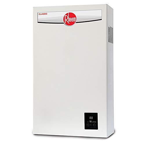 Rheem Calentador Instantáneo Gas LP 16L RHIN-CHL16P, Blan
