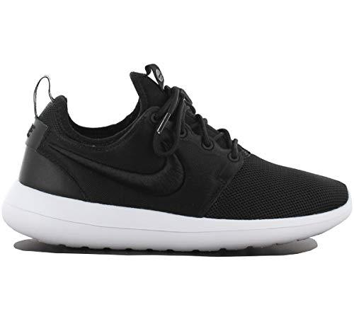 Nike Damen Roshe Two BR Schwarz Textil Sneaker 37.5