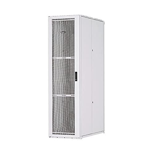 Net-Access S-Type Cabinet 85.0H x 27.6W x 42.0D (2160mm x 700mm x 1070mm), White White