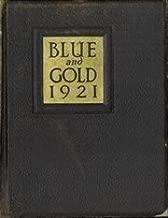 Blue and Gold 1921 (University of California- Berkeley yearbook)