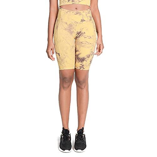bayrick Leggings Sin Costuras Corte de Malla Mujer Pantalon,Nuevos Pantalones de Yoga Desnuda de Cintura Alta Desodorante Antibacteriano Medias de Aptitud-2_Metro