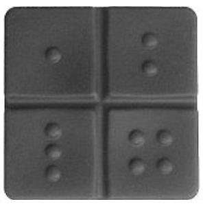 GiBiDi Domino telecomando AU03000 DTS4334 originale 4 tasti 433,92 Mhz rolling code sostituisce trasmettitore radiocomando Gibidi AU1600 AU1610 wood AU01590 AU01680 AU01680 apricancello