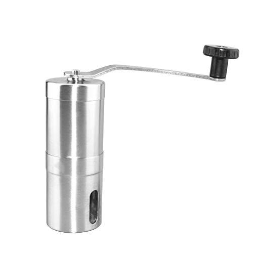 SUPVOX 2 Unidades Molinillo de Café Manual de Acero Inoxidable para Frijol Fresas Triturador de Pastillas Medicamentos Tabletas Vitamínicospara Beber