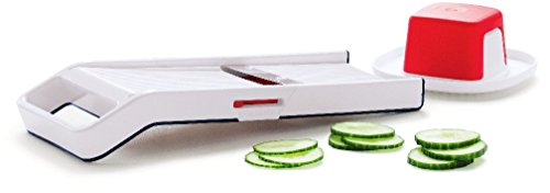 Tupperware Mando Chef Mandoline Slice Cut Time Saver ()