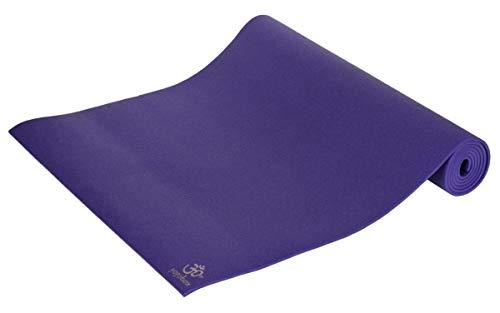 Yogamatte Premium 183 x 60 x 0, 3 cm Made in Germany, lila