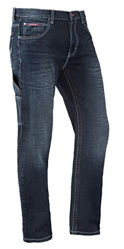Brams Paris Arbeits Jeans Mike blau (W34/L34)