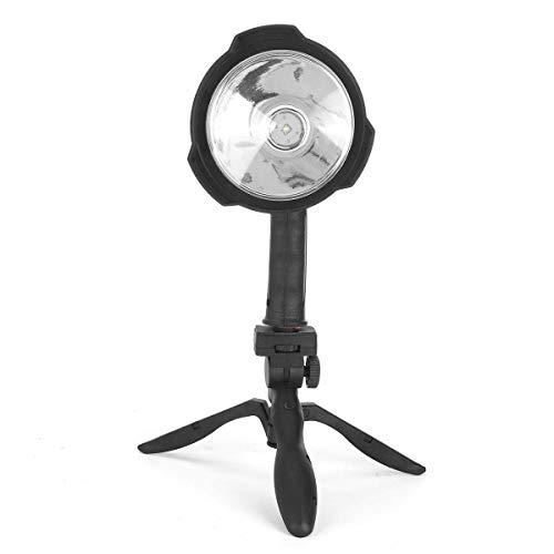 QGL-HQ Handheld Camping Spotlight USB lampe de poche rechargeable extérieure Banque d'alimentation 15W HF15 600m lampe de poche