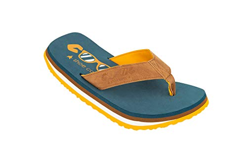 Cool Shoes Herren Original Zehentrenner, Bleu (Enamel Enam), 41/42 EU