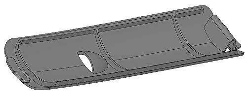 224279 - Multiplex Rumpfdeckel FunGlider