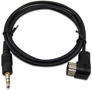 Goliton® Pioneer CD-RB10 CD-RB20 iP-BUS AUX用のオーディオ線 3.5MM