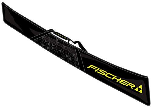 Fischer Unisex – Erwachsene Skicase Eco XC NC 1 Pair, schwarz, 195 cm