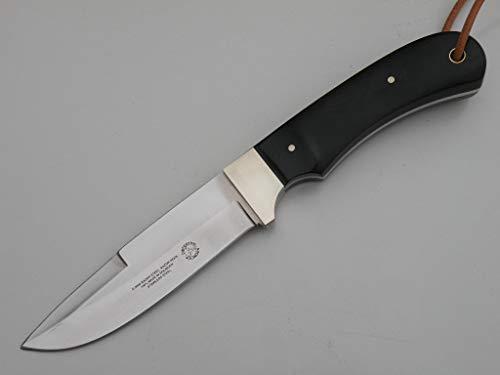 Diefenthal Customer Micarta Jagdmesser mit Lederscheide
