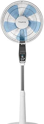 Rowenta VU5640 Standventilator Turbo Silence Extreme, leise, 70W, Ventilator, 4 Geschwindigkeitsstufen, mit Nachtmodus