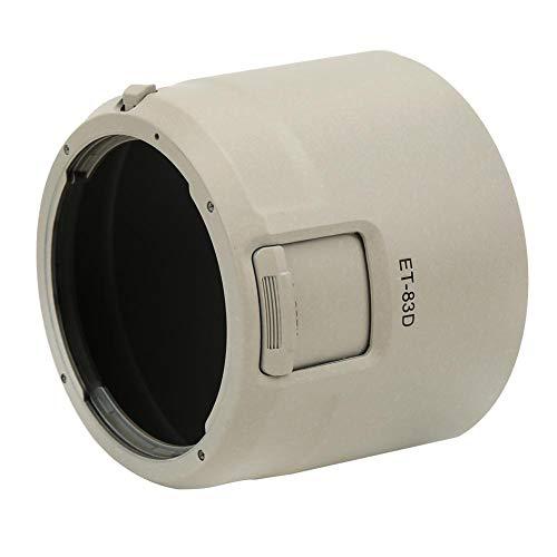 Vbestlife Camera Lens Hood,ET-83D Wit Plastic Lens Hood voor Canon EF 100-400mm f/4.5-5.6L IS II USM.