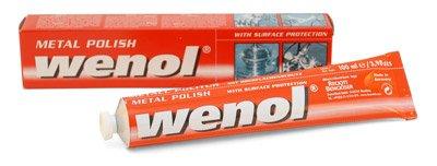 Wenol Metal Cleaner Polish (RED) - 2 Pack