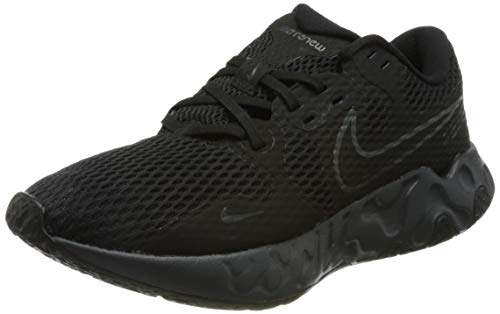 Nike Renew Ride 2, Zapatillas para Correr Hombre, Negro Antracita, 43 EU