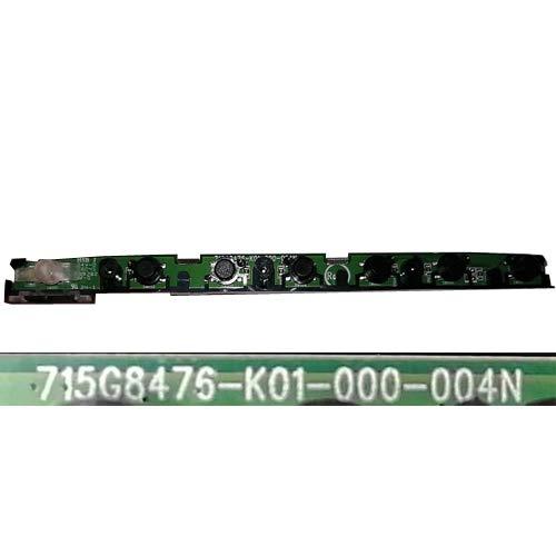 Desconocido Módulo Botonera/IR. 715G8475-K01-000-004N, BENQ EX3200R