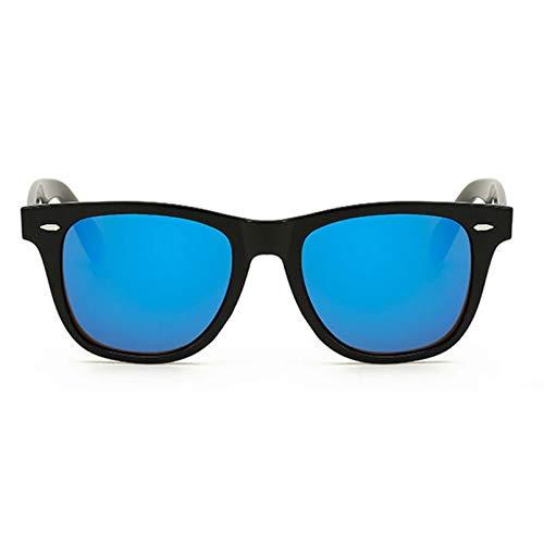 Gafas De Sol De Moda De Medio Metal para Hombre/Mujer, Diseñador De Marca, Remache Retro, Lente, Gafas De Sol Clásicas para Mujer, Gafas Uv400