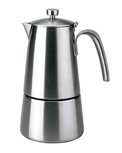 Lacor - 62202 - Cafetera Express HyperLuxe Inox. 2 Tazas: Amazon ...