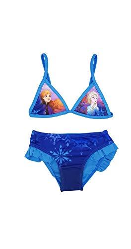 Disfraz de Frozen, bikini para playa, piscina entera y dos piezas para niña