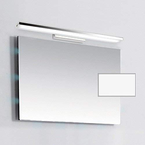 600 mm 12 W LED acryl wandlampen stijlvolle badkamerspiegel wandlampen lampen lampen boven spiegel 85 – 265 V, Fillet Edge 12 W 600 mm warm wit
