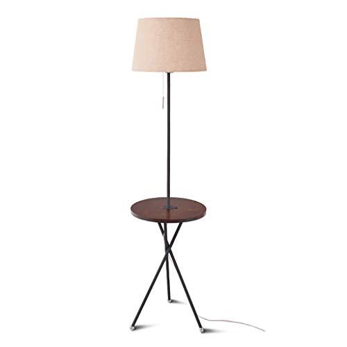 LDD-XL American Retro Floor Lamp, Copper Plating Rocker Arm Soggiorno Simple Modern European Style Study Vertical Lighting