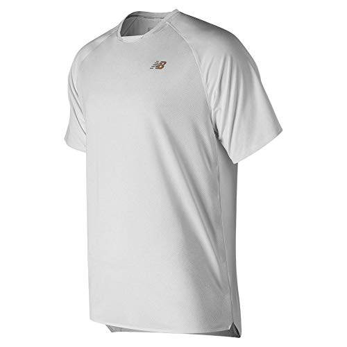 New Balance - Camiseta para Hombre, Tournament Movement,...