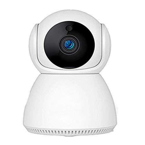 Cámara De Vigilancia De Visión Nocturna 1080p Wifi, Cámara Para Mascotas, Audio De 2 Canales, Lente De 3.6 Mm, Detección De Movimiento, Cámara De Seguridad / 64G