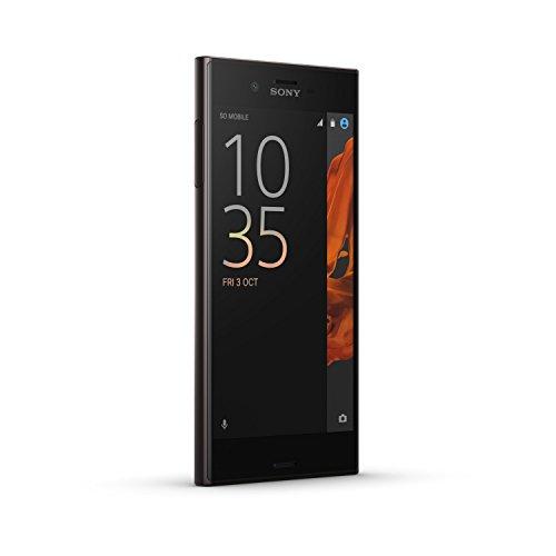 Sony Xperia XZ - Smartphone desbloqueado - 32 GB - Negro mineral