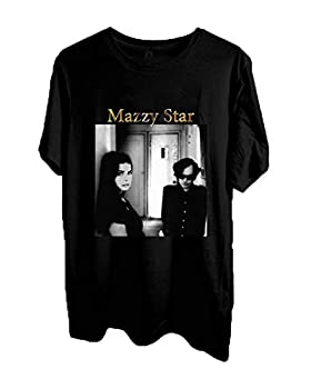 ILONSE Men s Tshirt Mazzy Star Fashionable Breathable and Soft Tee L White