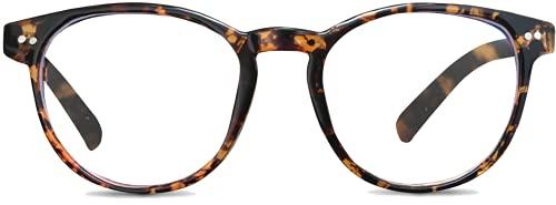 Gafas Luz Azul | Visión Anti-Reflejos | Mantén el Patrón de Sueño y Evita el Cansancio Ocular para Videojuegos, Pantallas de Ordenador o Leer | Unisex | Úsalo Con Dispositivos Digitales