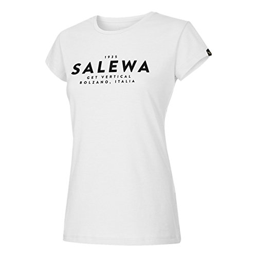 Salewa T-Shirt Dri-FIT Femme Est.1935 XS Jaune Citron