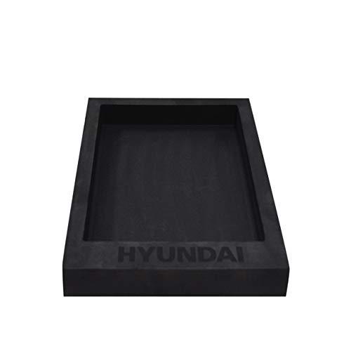 HYUNDAI Werkstattwageneinlage 1/2 für Werkstattwagen, 1/2 Einsatz für Schublade, individuell bestückbar (Universaleinlage, Schubladeneinsatz, Hartschaumstoffeinlage, Werkzeugeinlage)