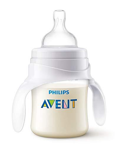 Philips AVENT - Biberón (Transparente, Blanco, 90 g)