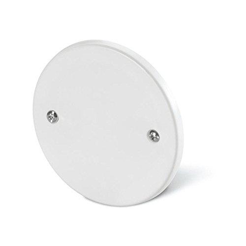 Scame wbox - Coperchio rotondo con ganascia diametro 80 mm