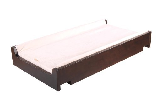 Bloom Table A Langer Universelle Avec Matelas - Cappuccino