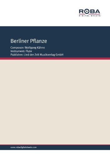 Berliner Pflanze (German Edition)