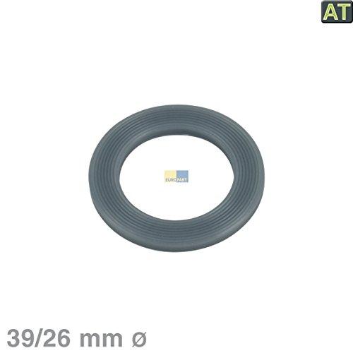 Europart 10027086 Dichtung Dichtring Messerlagerdichtung 39/26mmØ an Messereinsatz für Thermomix® TM 21 TM21 Küchenmaschine wie Vorwerk