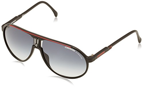 Carrera Champion, occhiali da sole tipo aviatore Black Large